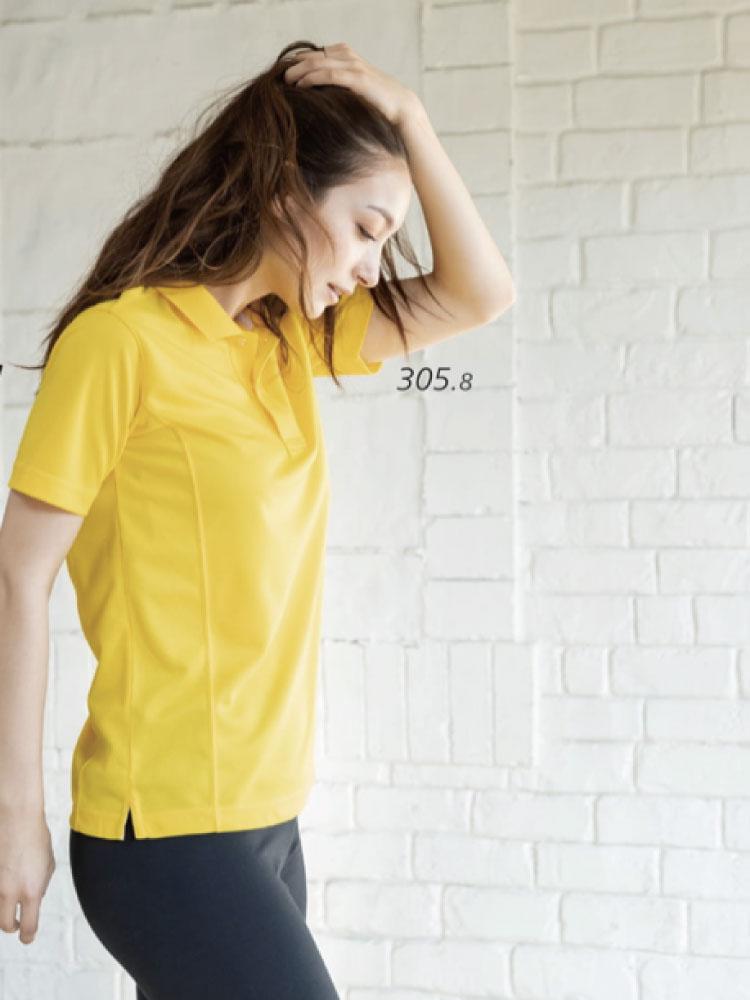 男女兼用・ユニフォーム採用率バートルNo1ワークポロシャツ
