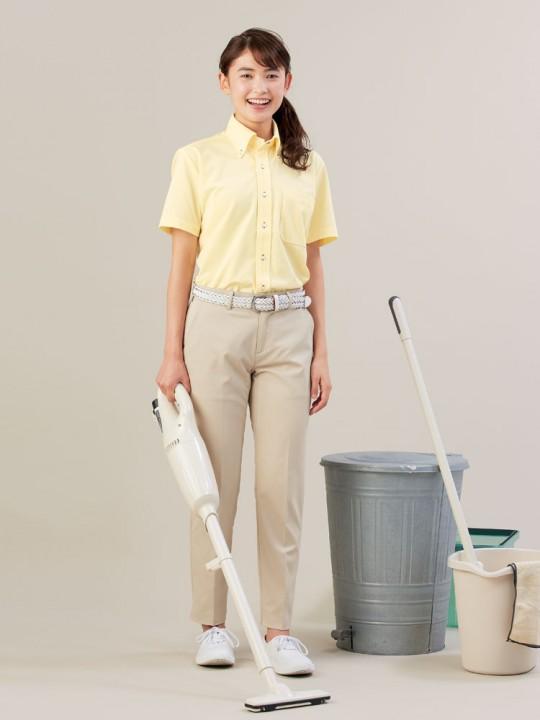 清潔感あふれる爽やかクリーンスタイル