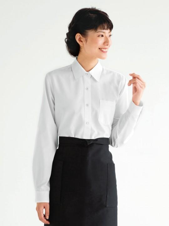 ベーシックなシャツスタイル