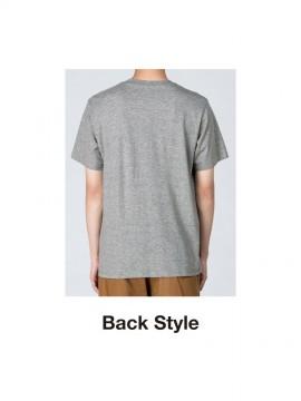 WE-00083-BBT 4.0oz ライトウェイト Tシャツ バックスタイル