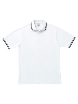 WE-00191-BLP 5.8オンス ベーシックラインポロシャツ 拡大画像