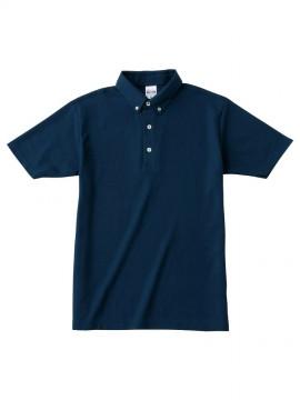 WE-00197-BDP 4.9oz ボタンダウンポロシャツ 拡大画像
