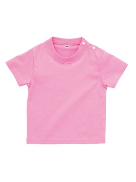WE-00201-BST 5.6オンス ベビーTシャツ 拡大画像