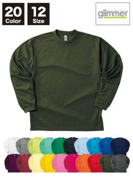 WE-00304-ALT 4.4オンス ドライロングスリーブTシャツ