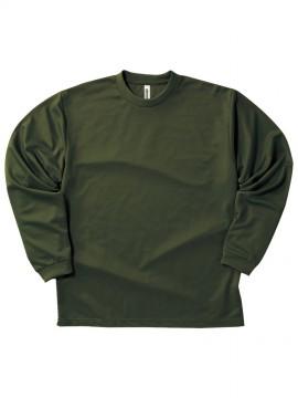 WE-00304-ALT 4.4オンス ドライロングスリーブTシャツ 拡大画像