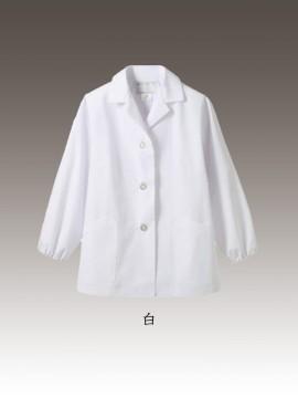 CK-1001 調理衣(長袖ゴム入) カラー一覧