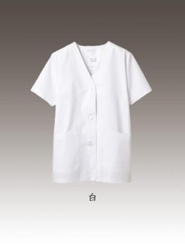 CK-1012 調理衣(半袖) カラー一覧