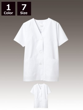 CK-1012 調理衣(半袖) 商品一覧