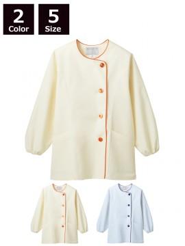 CK-1045 調理衣(長袖ゴム入) 商品一覧