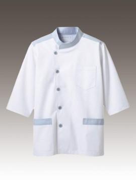 CK-1591 調理衣(7分袖) 拡大画像