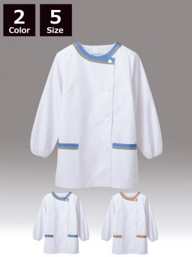 CK-1161 調理衣(長袖ゴム入)