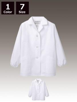 CK-1421 調理衣(長袖ゴム入)