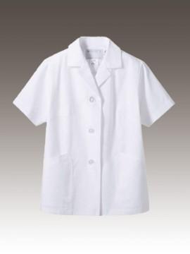 CK-1422 調理衣(半袖) 拡大画像