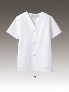 CK-1432 調理衣(半袖) カラー一覧
