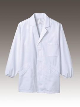 CK-1603 調理衣(長袖ゴム入) 拡大画像 制菌加工