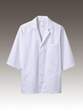 CK-1607 調理衣(7分袖) 拡大画像