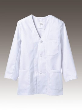 CK-1613 調理衣(長袖) 拡大画像