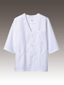 CK-1617 調理衣(7分袖) 拡大画像 制菌加工