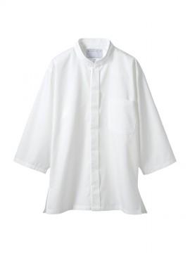 CK-2231 調理シャツ(7分袖) 拡大画像