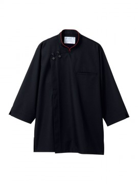 CK-2623 調理シャツ(7分袖) 拡大画像