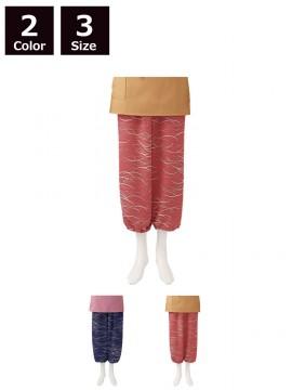CK-7311 作務衣パンツ(レディス・半ゴム) 商品一覧