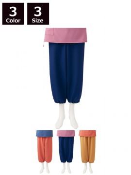 CK-7331 作務衣パンツ(レディス・半ゴム) 商品一覧