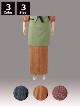 CK-7381 和風ラップスカート(レディス・腰ヒモ式) 商品一覧