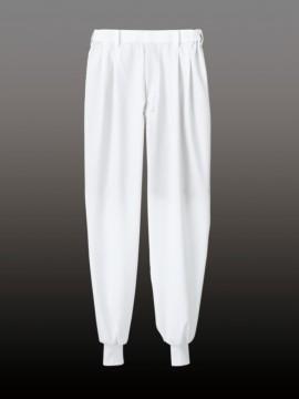 CK7531 パンツ(男女兼用・ツータック・両脇ゴム)