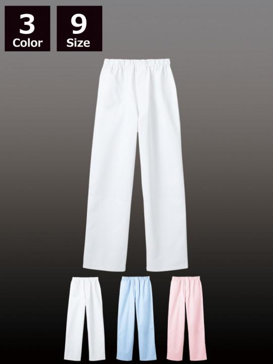 CK7591 パンツ(男女兼用・総ゴム+ヒモ付)