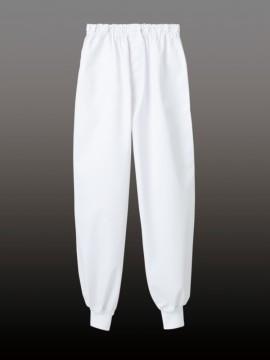 CK7599 パンツ(男女兼用・総ゴム+ヒモ付) 拡大画像