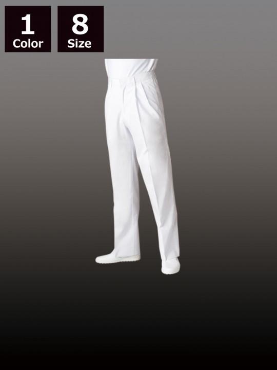 CK7669 パンツ(メンズ・ツータック・半ゴム)