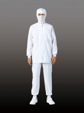 CK8421 ブルゾン(男女兼用・長袖) 着用
