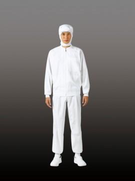 CK8941 ジャンパー(男女兼用・長袖) 着用