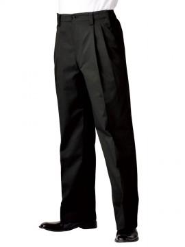 GS78411 パンツ(男女兼用・ツータック) 拡大画像