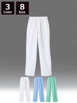 RS7501 パンツ(男女兼用・総ゴム+ヒモ付)