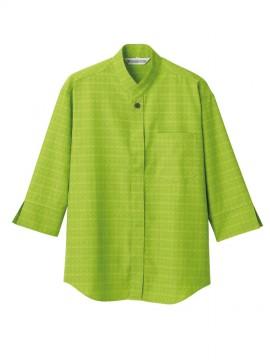 MC6955 シャツ(男女兼用・7分袖) 拡大画像