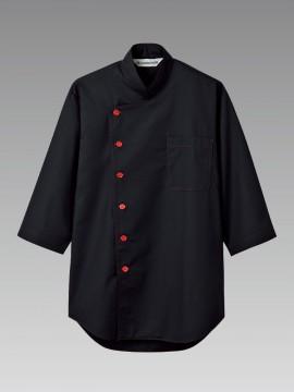 MC7317 シャツ(男女兼用・7分袖) 拡大画像