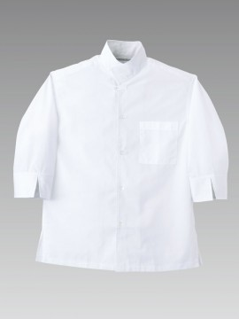 MC7381 シャツ(男女兼用・7分袖) 拡大画像
