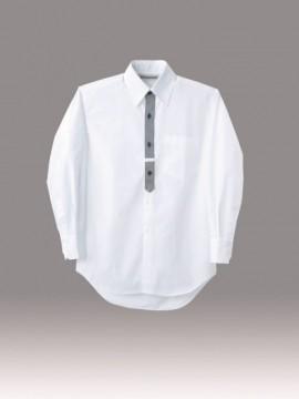 MC7421 シャツ(男女兼用・長袖) 拡大画像