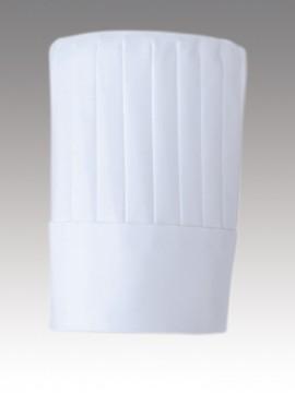 CK9635 コック帽(男女兼用)高さ25cm 拡大画像