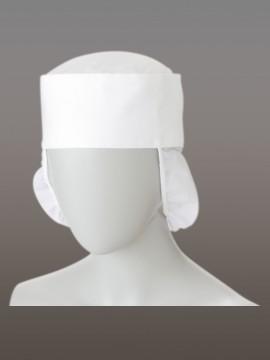 CK9735 和帽子たれ付(男女兼用) 拡大画像