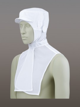 CK91011 頭巾帽子(男女兼用) 拡大画像