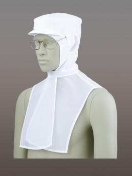 CK91021 頭巾帽子(男女兼用) 拡大画像