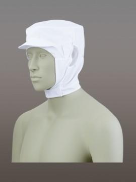 CK91026 ショート頭巾帽子(男女兼用) 拡大画像