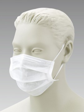 EM1 エレクトレットマスク(男女兼用・50枚入り) 拡大画像