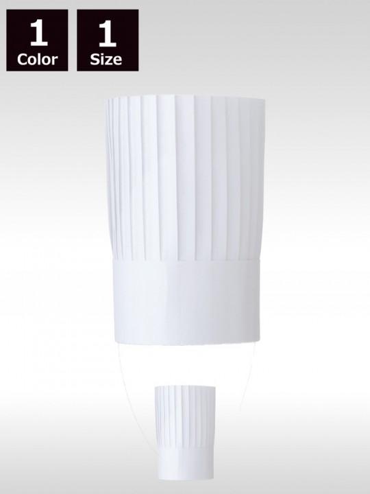 PS25111 コック帽(男女兼用・10枚入り)