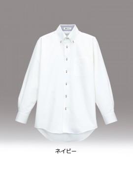 BM-FB5010M メンズ吸汗速乾長袖シャツ カラー一覧
