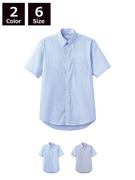 BM-FB5018M メンズ吸汗速乾半袖シャツ