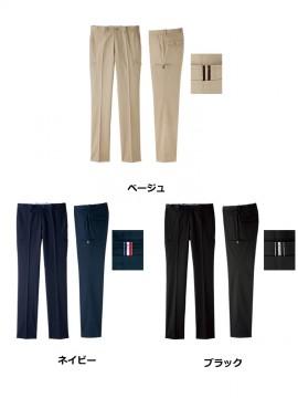BM-FP6004M メンズサイドポケットパンツ カラー一覧