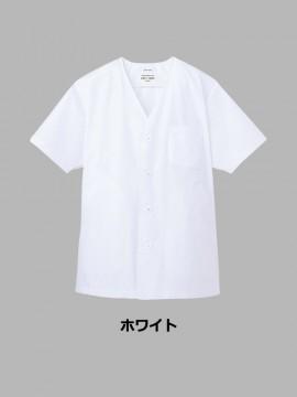 ARB-AB6402 白衣(メンズ・半袖) カラー一覧